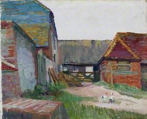 Cow Stalls