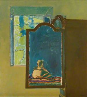Open Window (Mirror Image)
