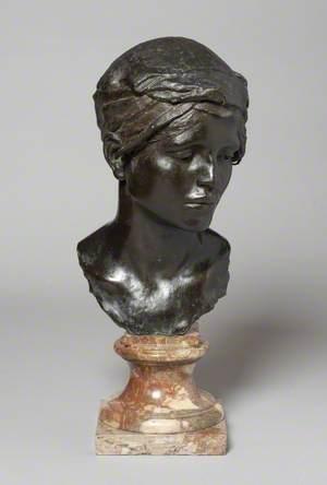 Head of a Girl / Pen Merch