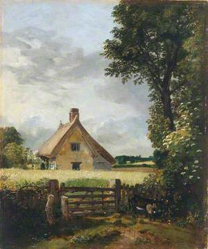 A Cottage in a Cornfield