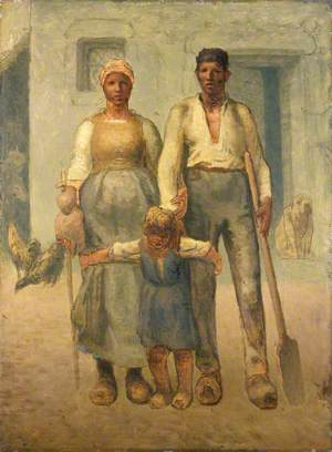 The Peasant Family