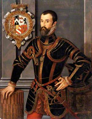 William Herbert (1501–1570), 1st Earl of Pembroke
