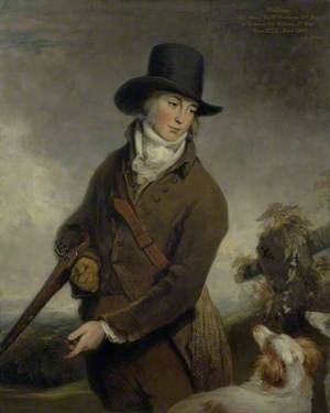 Reverend William Heathcote (1772–1802)
