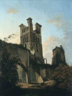 Ruins of Llanthony Abbey