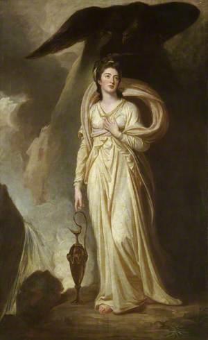 Elizabeth (c.1760–1826), Viscountess Bulkeley, as Hebe
