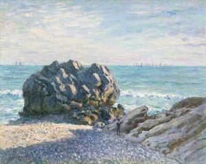 Storr Rock, Lady's Cove, Le Soir