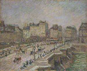 Pont Neuf, Snow Effect, 2nd series