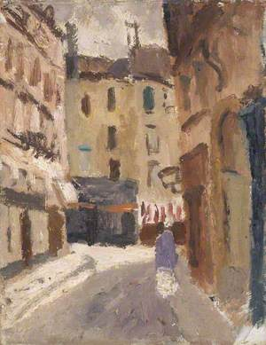 A Street in Nantes