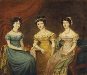 The Three Hughes Sisters