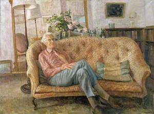 Robert Wellington at His Home