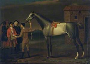 'Lamprey' (A Racehorse)