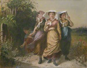 The Bal Maidens