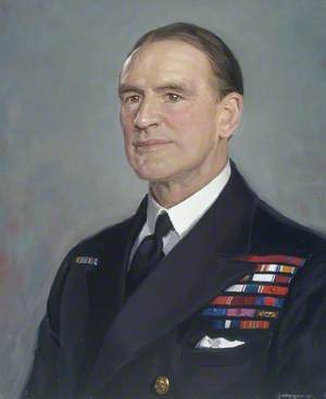 Admiral Edward Evans (1880–1957), 1st Lord Mountevans of Chelsea