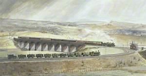 Loughor Viaduct, Morlais Junction