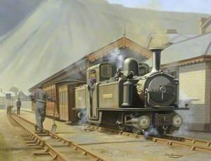 The Blaenau Ffestiniog Railway