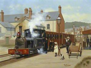 The Vale of Rheidol Railway, 1905
