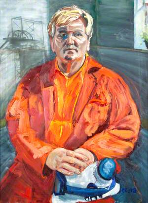 Tyrone O'Sullivan (b.1945)