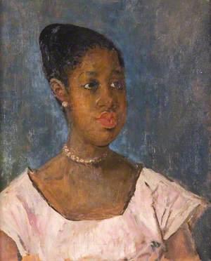 Portrait of a Jamaican Woman