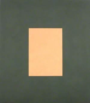 Light Orange with Light Green, August 1989