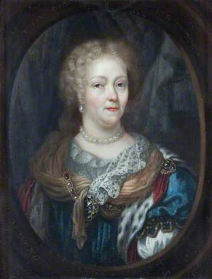 Princess Anna of Thurn and Taxis (d.1693)