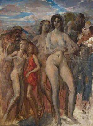 A Group of Figures