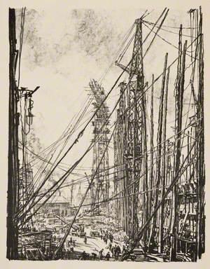 A Ship-Yard