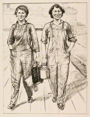 On the Railways: Engine and Carriage Cleaners