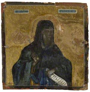 Icon of St Gerasimos