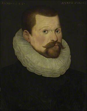 Portrait of a Man, called Sir Francis Drake