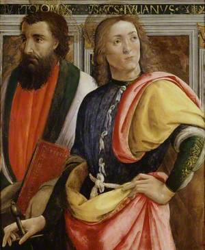 Sts Bartholomew and Julian the Hospitaler