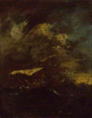 Two Vessels in a Storm