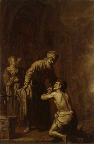The Prodigal Son returning to his Father