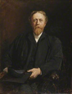 Study of the Revd Henry George Woods, D.D.