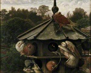 The Festival of St Swithin (The Dovecot)