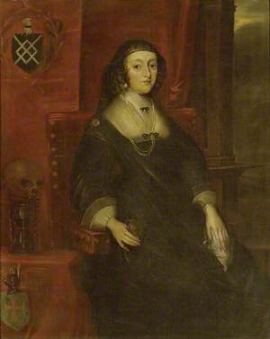 Anne Harington, Lady Molyneux