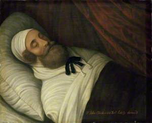 John Tradescant the Elder on his Deathbed