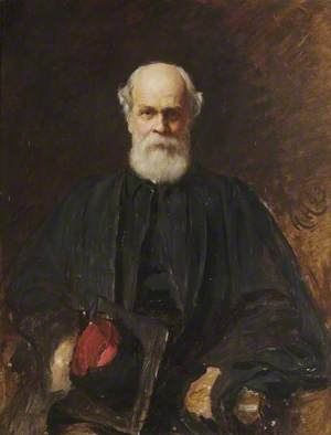 Study of the Reverend Robert Harvey Charsley (1826–1907)