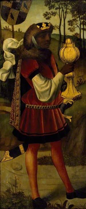 Balthazar, the African Magus