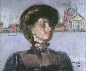 The Lady in the Gondola