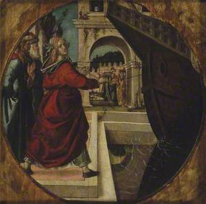 An Incident in the Story of the Vestal Claudia