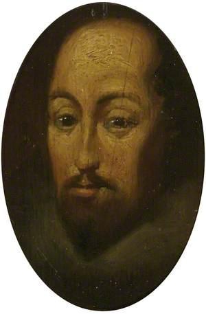 Presumed Portrait of William Shakespeare