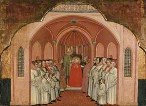The Consecration of St Eligius