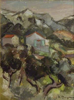 Landscape, St Clair