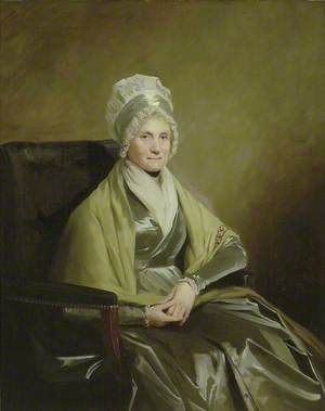 Mrs John Brown of Lanfine and Waterhaughs