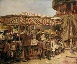 Tombland Fair