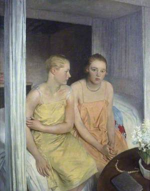 Gabrielle and Rosemary