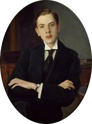 Evgenii Sergheevich Mikhailov, the Artist's Nephew