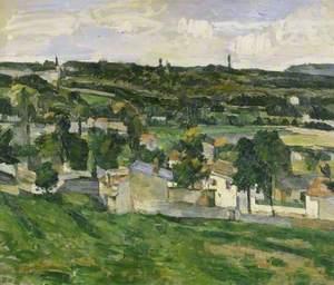 Near Auvers-sur-Oise