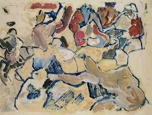Circus (Abstract Composition)