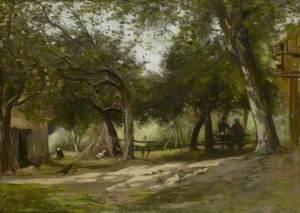 Landscape with a Farmyard